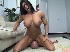 Angela Salvagno – Muscle Fucking