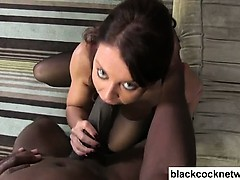 Janet Mason With Her Black Master
