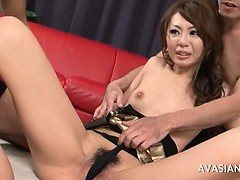 hairy-asian-girl-fisted-deep-in-her-pussy