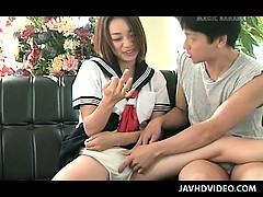 jap-doll-in-school-uniform-pussy-played-before-getting