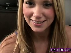 hot little blonde step sister