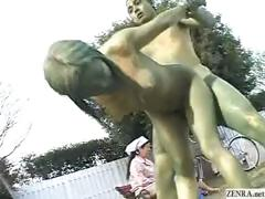 green-japanese-garden-statues-fuck-in-public