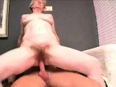 Hairy Pussy Mature Babe Fucked