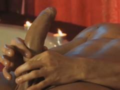 Self Massage From Erotic Fun