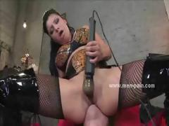 strong-man-suspended-with-ropes-by-canopy-tormented-with-wax-in-bondage-dominatrix-sex-video
