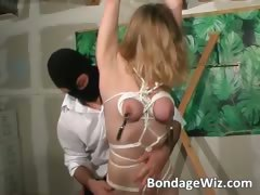tied-blonde-gets-ass-spanked-and-tits-part4