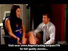 gorgeous-sexy-brunette-cheerleader-with-big-tits-kissing-in-the-trainer-office
