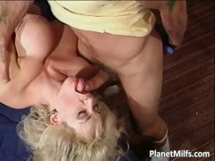Very Nice Busty Milf Enjoys In Rubber Part5