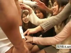 subtitled-cfnm-japanese-penis-research-with-bodybuilder