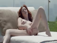 Red Hot Summer Vagina Rubbing