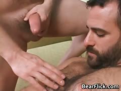Two Hairy Gay Guys Have A Lot Of Fun Part4